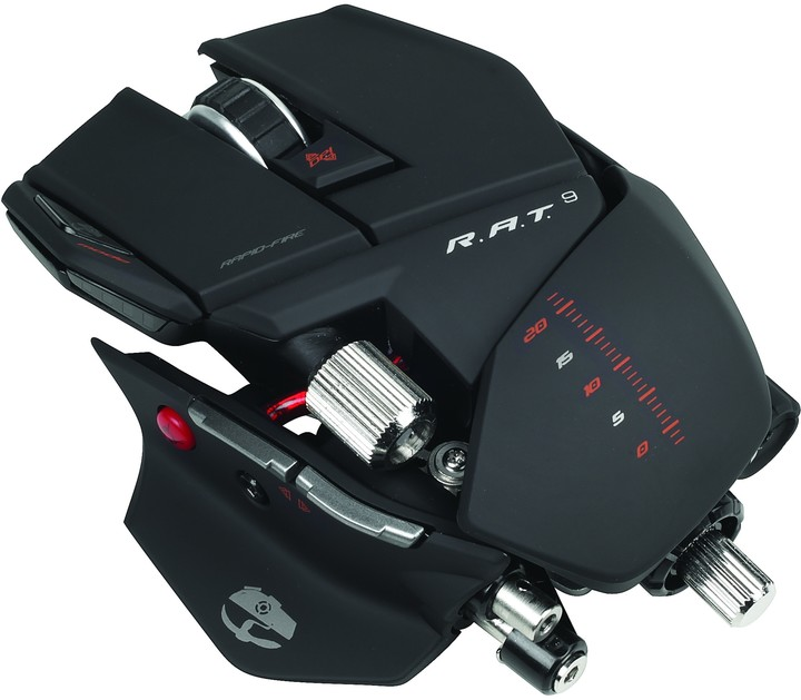 MadCatz Cyborg R.A.T. 9 Wireless Gaming Mouse