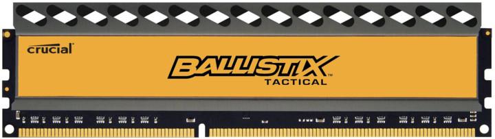 Crucial 8GB DDR3 1600 Ballistix Tactical