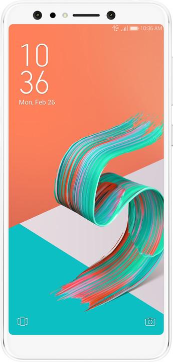 Asus ZenFone 5 Lite, Moonlight White