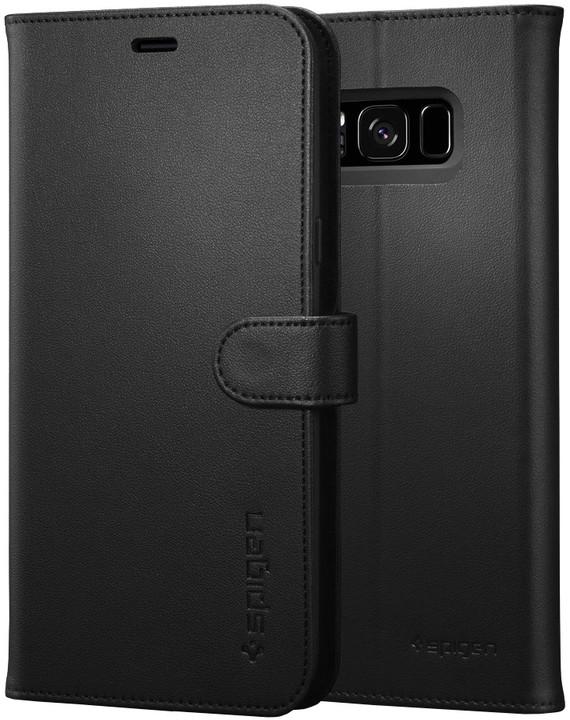 Spigen Wallet S pro Samsung Galaxy S8, black