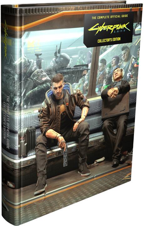 Oficiální průvodce Cyberpunk 2077 - Collectors Edition (EN)