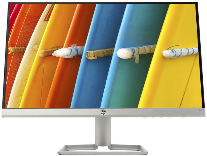 "HP 22f - LED monitor 21,5"""