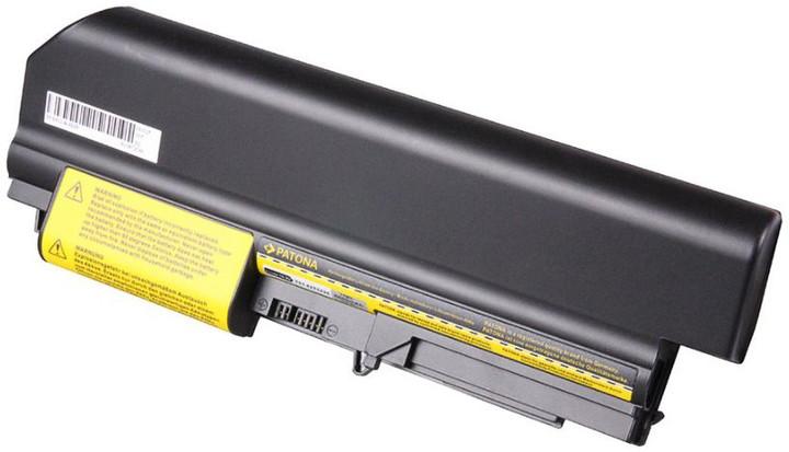 """Patona baterie pro ntb IBM Thinkpad T61/R61i 14"""" 6600mAh Li-Ion 10,8V"""