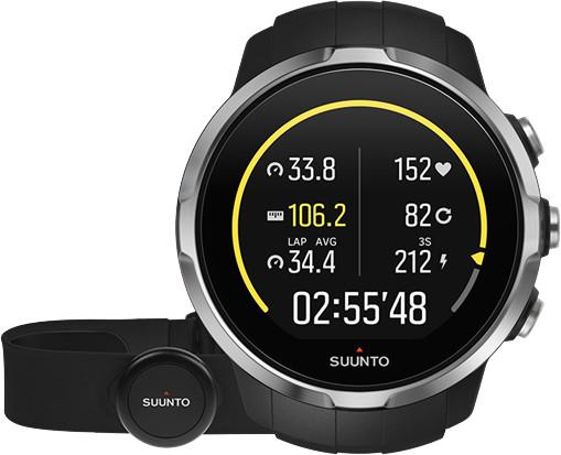 Suunto Spartan Sport HR, černá