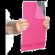 """CELLY univerzální pouzdro pro tablety 9-10"""" se stojánkem, růžová"""