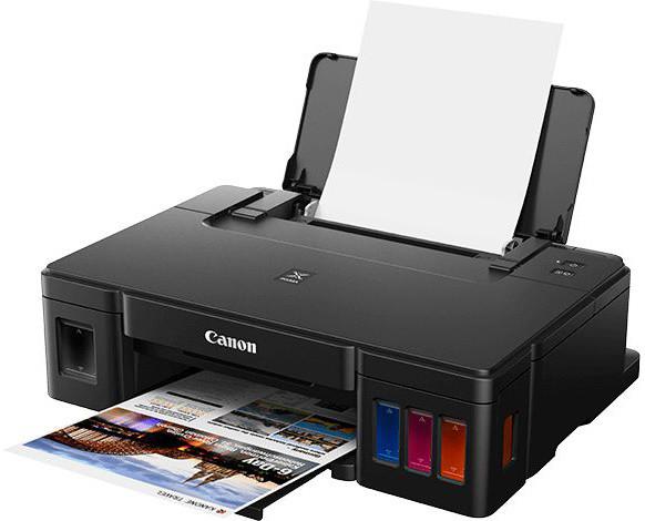 Canon PIXMA G1410, tankový systém, černá