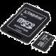 Kingston Industrial Micro SDHC 16GB Class 10 UHS-I + SD adaptér