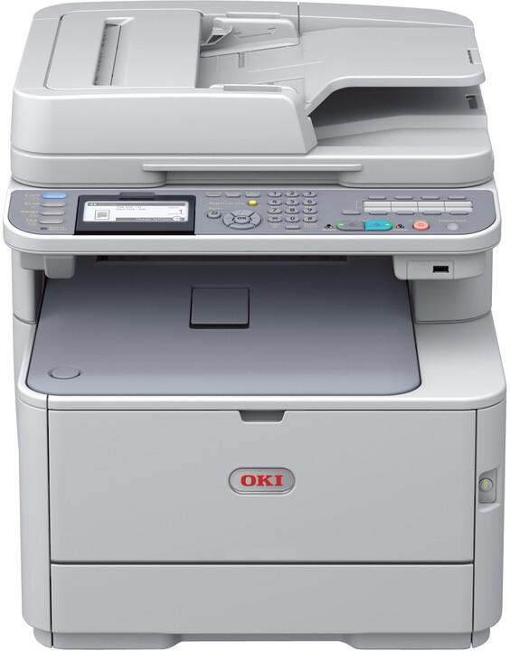 OKI MC342dn