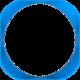 NZXT Aer Trim, barevný lem, 120mm, modrá