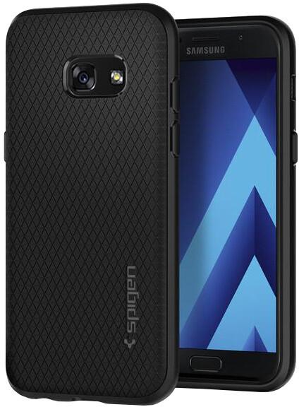 Spigen Liquid Air pro Galaxy A3 (2017), černá
