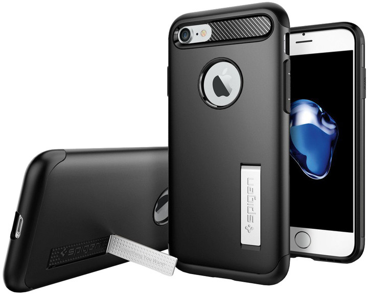 Spigen Slim Armor pro iPhone 7/8, black
