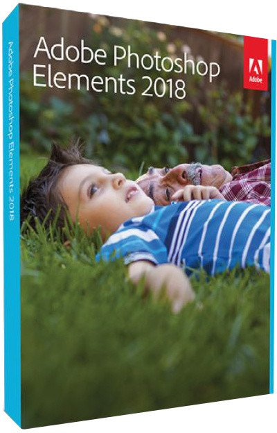 Adobe Photoshop Elements 2018 CZ