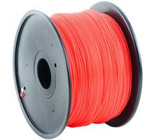 Gembird tisková struna (filament), HIPS, 1,75mm, 1kg, červená - 3DP-HIPS1.75-01-R