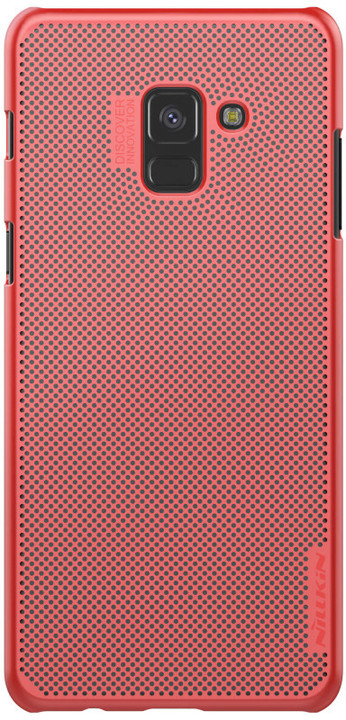 Nillkin Air Case Super Slim pro Samsung A730 Galaxy A8 Plus 2018, Red