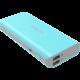 ROMOSS sense 4 LED, 10000mAh, modrá