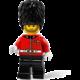 LEGO Minifigure V160 Royal Guard - v hodnotě 150 Kč