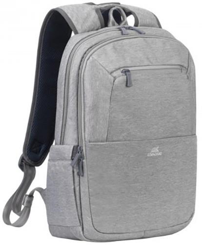 """RivaCase 7760 batoh na notebook 15.6"""", šedá"""