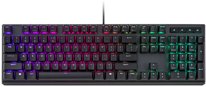 Cooler Master MasterKeys MK750, US