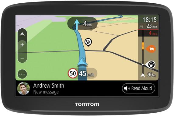 """TOMTOM GO BASIC 5"""" EU, Lifetime mapy"""