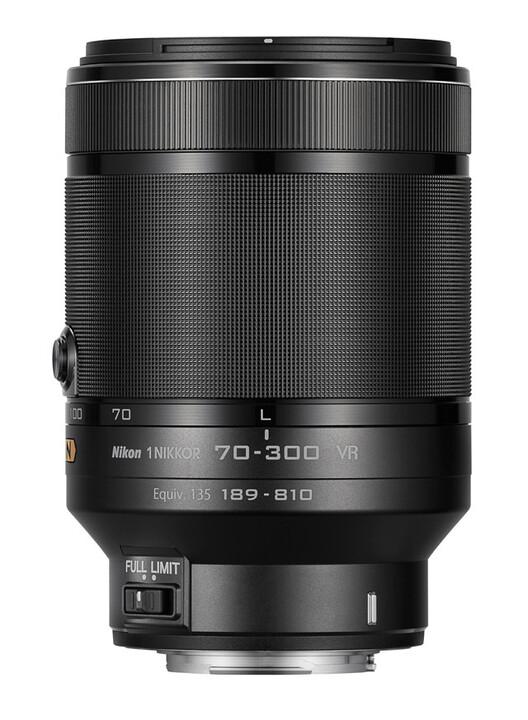 Nikon objektiv Nikkor 70-300mm F/4.5-5.6