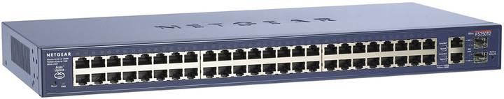 NETGEAR FS750T2 ProSafe