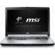 MSI PE70 6QE-096CZ Prestige, stříbrná