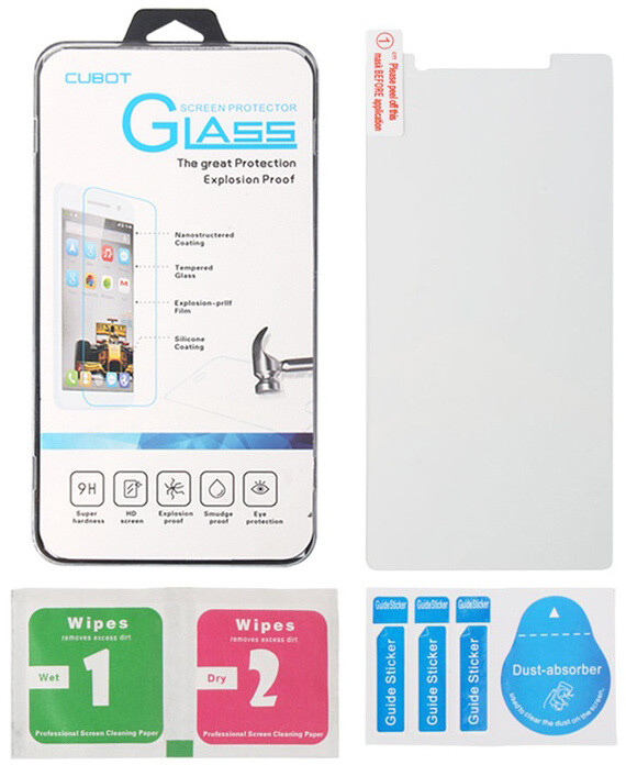 CUBOT Cheetah 2 Tempered Glass