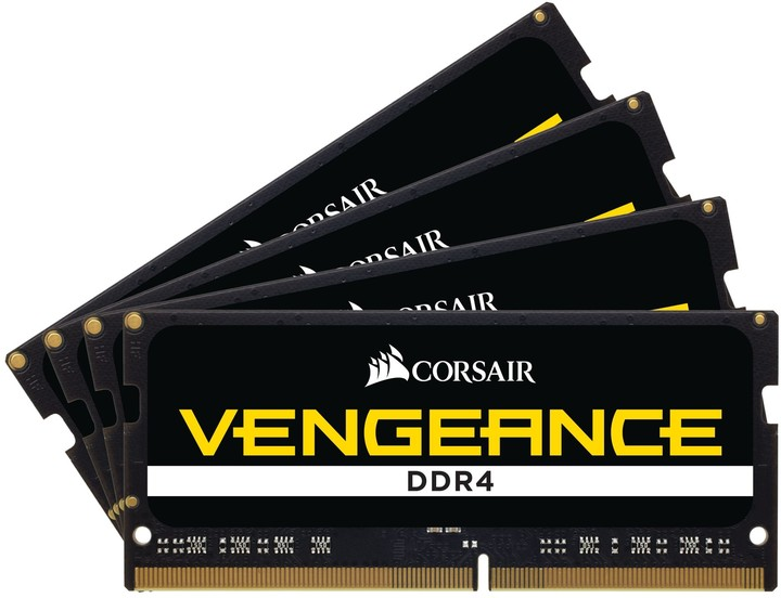 Corsair Vengeance 32GB (4x8GB) DDR4 3600 SO-DIMM