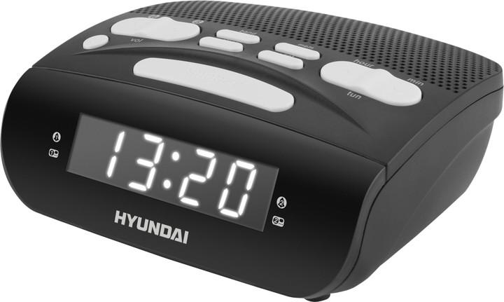 Hyundai RAC 518 PLLBW, černá/bílá