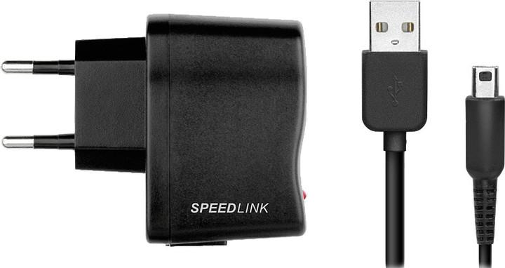 Speed Link Fuze nabíjecí sada (3DS)