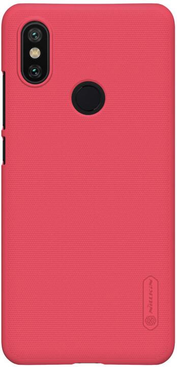 Nillkin Super Frosted zadní kryt pro Xiaomi Mi A2, červený