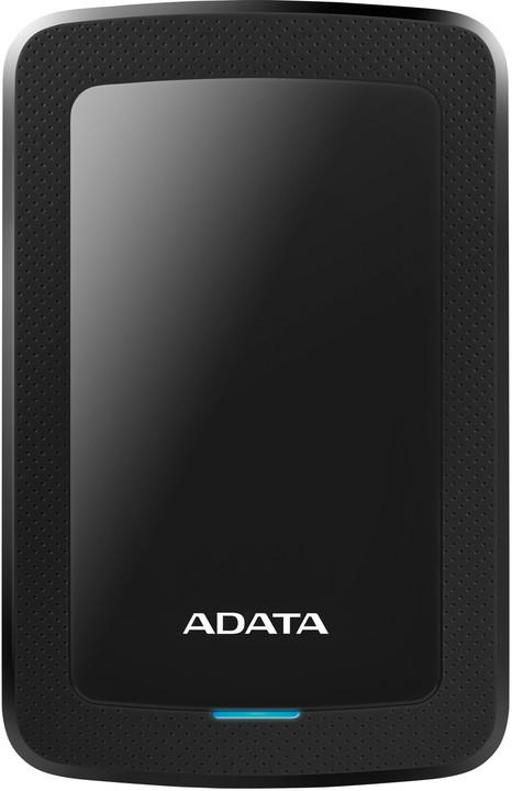 ADATA HV300 - 4TB, černá