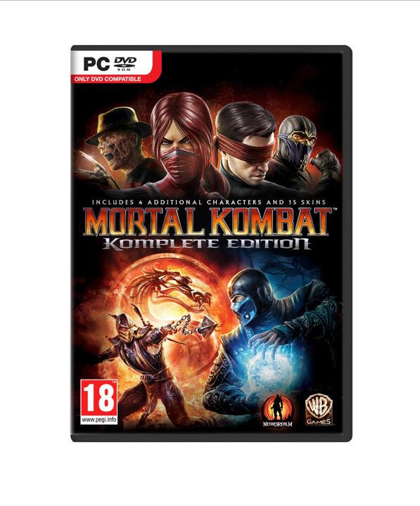 Mortal Kombat 9: Complete Edition (PC)