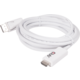 Club3D DisplayPort 1.2 na HDMI 2.0, podpora 4K/60Hz, aktivní, 3m  + Voucher až na 3 měsíce HBO GO jako dárek (max 1 ks na objednávku)