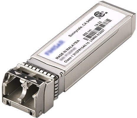 QNAP SFP+ modul Fibre Channel, 32Gbit, 100m, LC SR