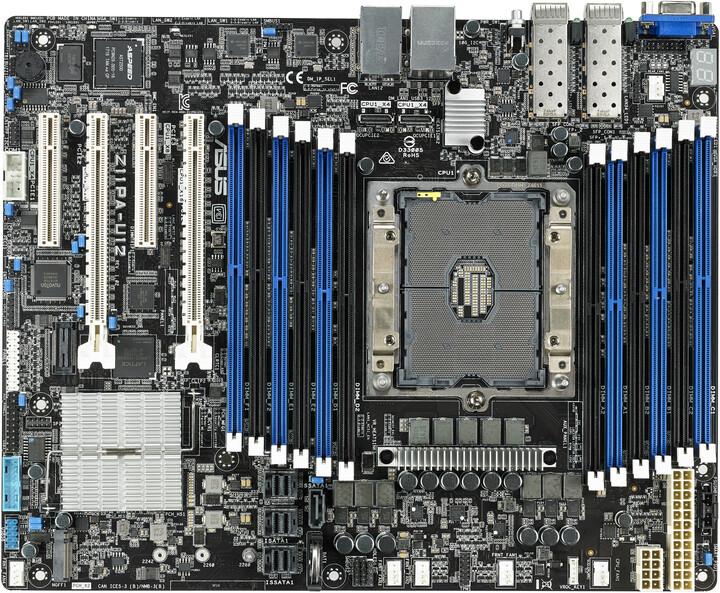 ASUS Z11PA-U12/10G-2S - Intel C622