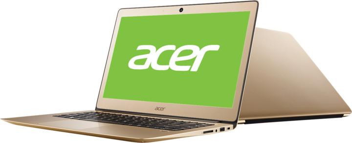 Acer Swift 3 (SF314-51-535S), zlatá