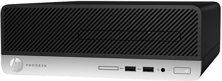 HP ProDesk 400 G4 SFF, černá