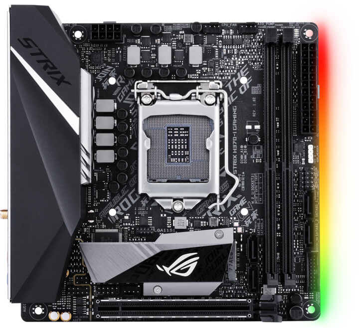 ASUS ROG STRIX H370-I GAMING - Intel H370