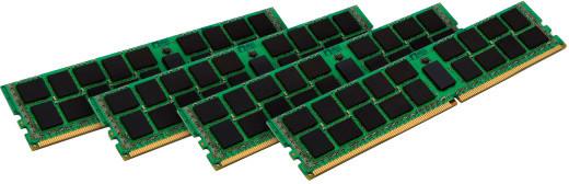 Kingston 16GB (4x4GB) DDR4 2133 ECC