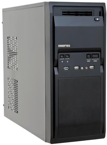 Chieftec Libra Series LG-01B-OP, černý