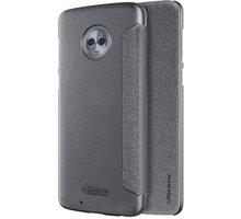 Nillkin Sparkle Folio pouzdro pro Lenovo Moto G6, Black 2438230