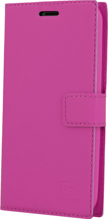 myPhone pouzdro s flipem pro POCKET 2, růžová