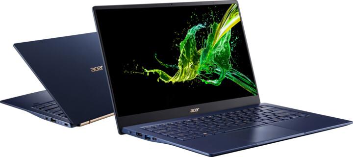 Acer Swift 5 (SF514-54T-56LQ), modrá + záruka 3 roky