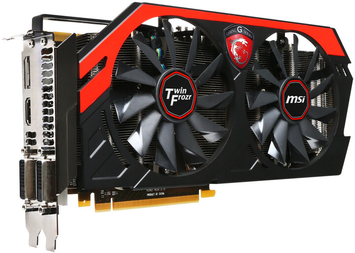 MSI N770 TF 2GD5/OC