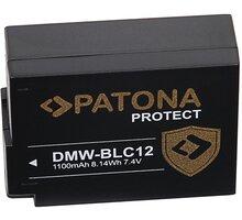 PATONA baterie pro Panasonic DMW-BLC12 E 1100mAh Li-Ion Protect - PT11965