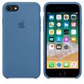 Apple silikonový kryt na iPhone 8 / 7, citrónově žlutá