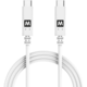 MAX MUC3110W kabel USB-C/USB-C 3.1, 1m