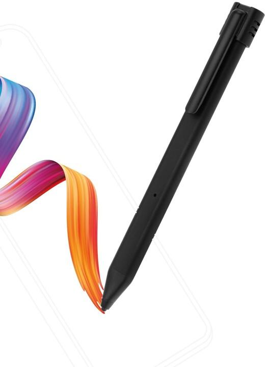 FIXED Aktivní stylus Pin pro dotykové displeje, černá