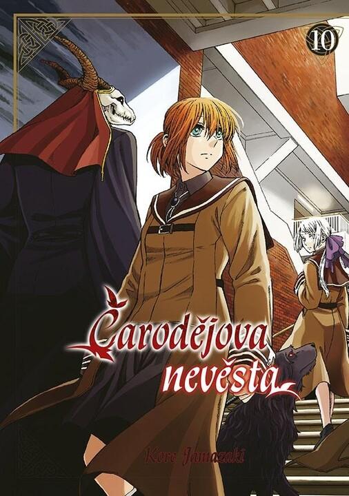 Komiks Čarodějova nevěsta, 10.díl, manga